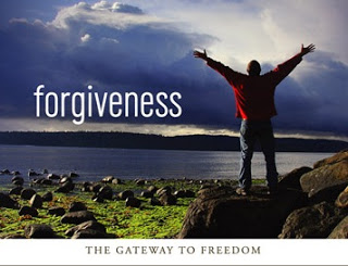 Forgiveness = Freedom + Growth